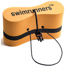 Swimrunners Ready For Pull Belt Pull Buoy Orange